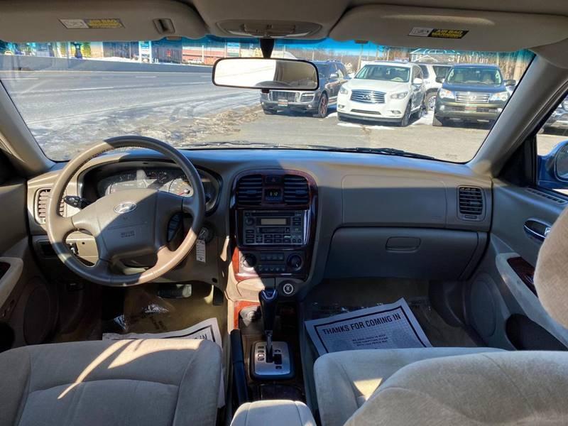 Hyundai Sonata 2005 price $3,995
