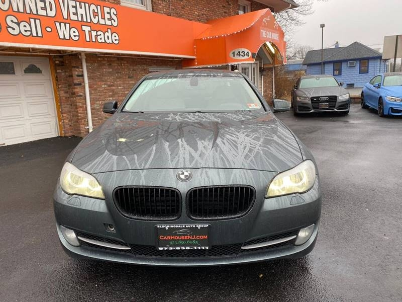 BMW 5 Series 2011 price $10,995
