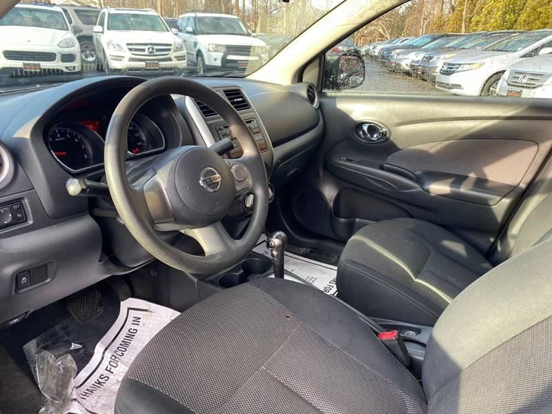 Nissan Versa 2014 price $4,995