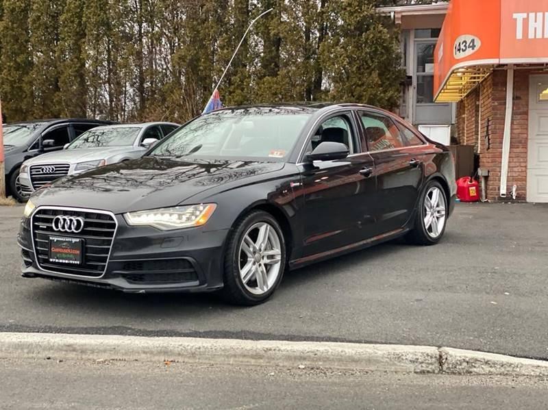 Audi A6 2012 price $8,995
