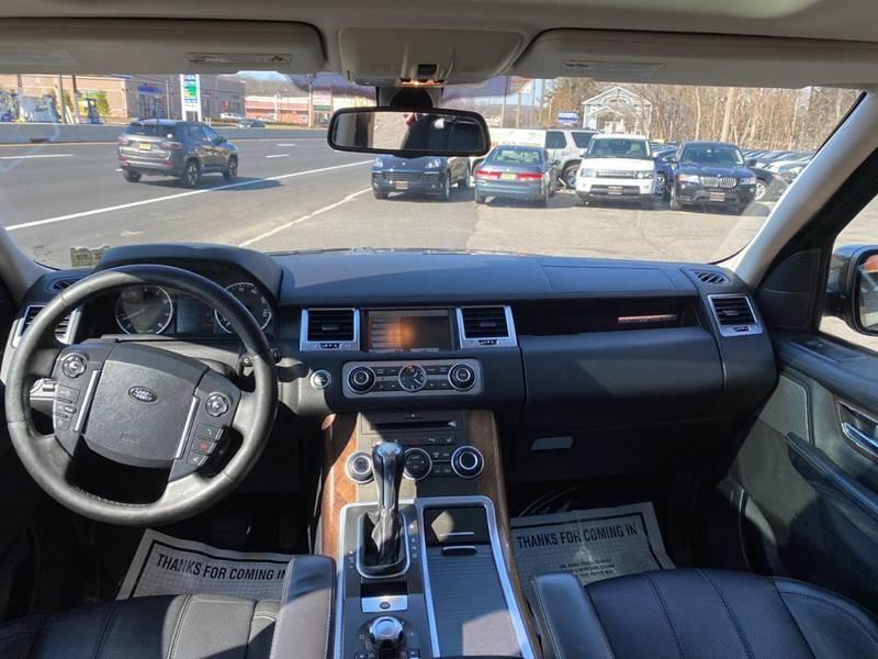 Land Rover Range Rover Sport 2010 price $7,995