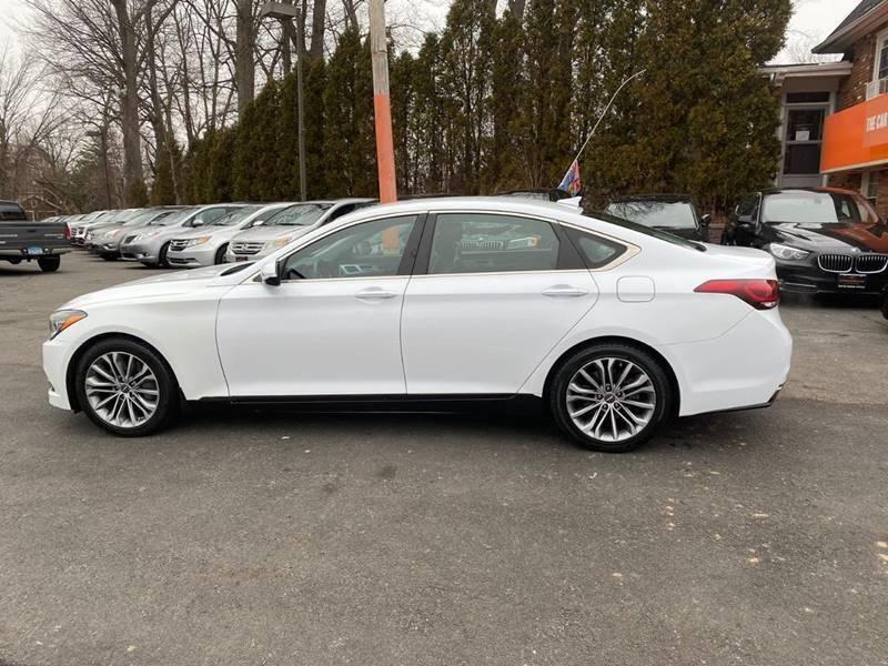 Genesis G80 2017 price $14,995