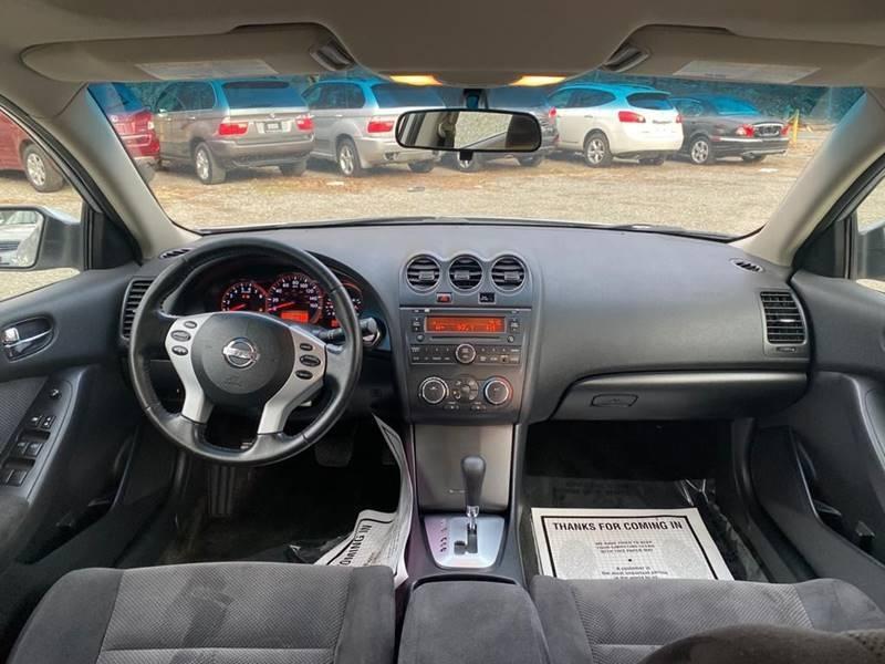 Nissan Altima 2007 price $2,495