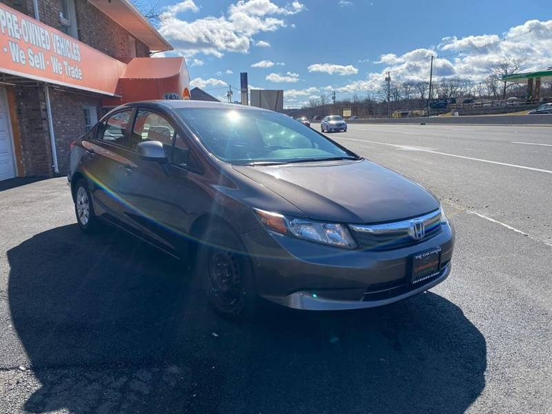 Honda Civic 2012 price $6,995