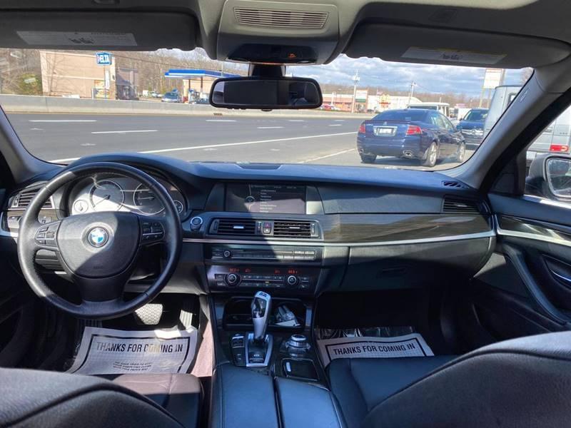 BMW 5 Series 2012 price $9,995