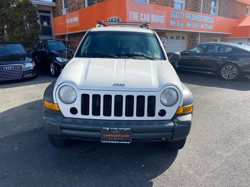 Jeep Liberty 2006 price $1,495