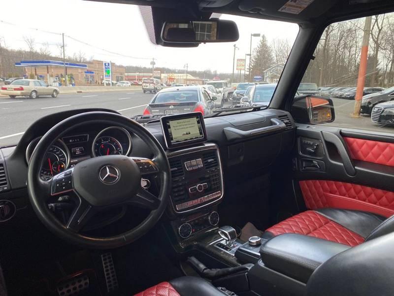 Mercedes-Benz G-Class 2016 price $89,995