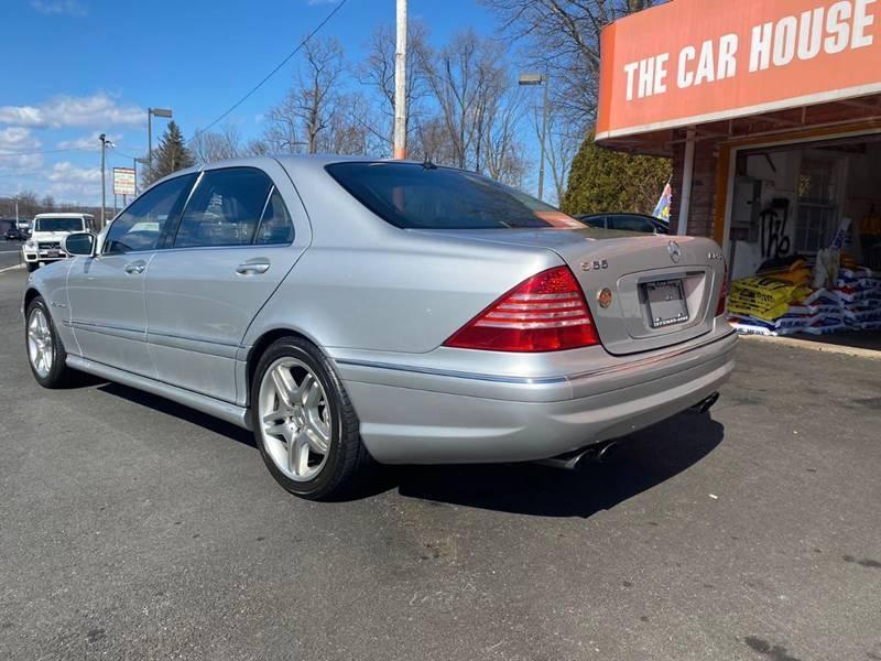 Mercedes-Benz S-Class 2005 price $13,995
