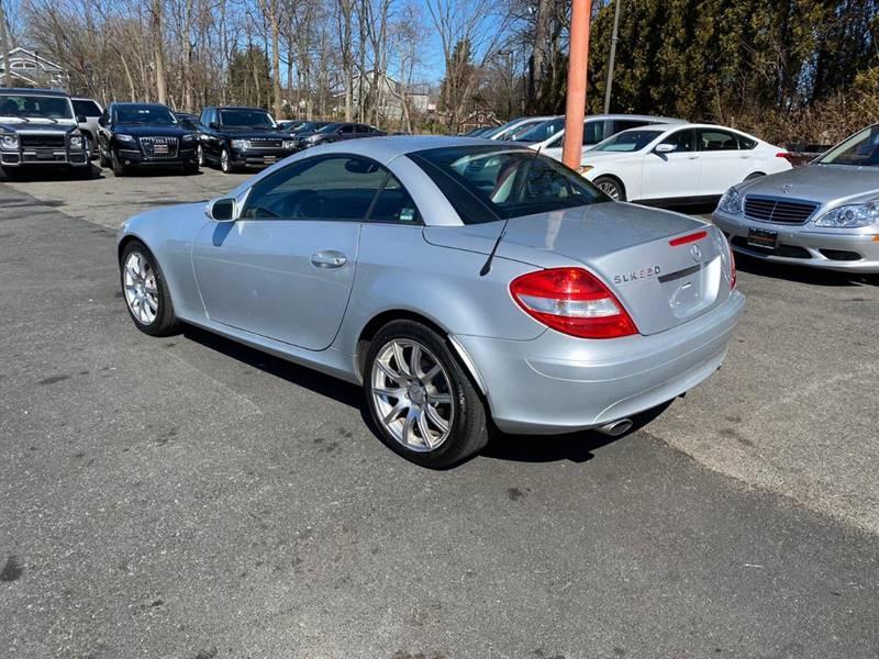 Mercedes-Benz SLK 2006 price $7,995
