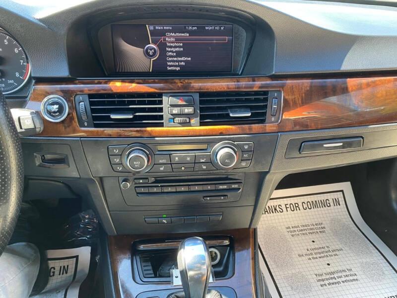 BMW 3 Series 2013 price $17,995