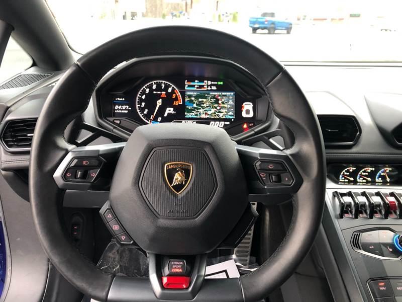 Lamborghini Huracan 2015 price $179,995
