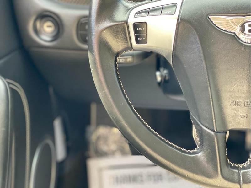 Bentley Continental 2013 price $74,995