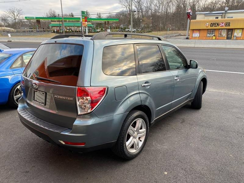Subaru Forester 2009 price $4,995