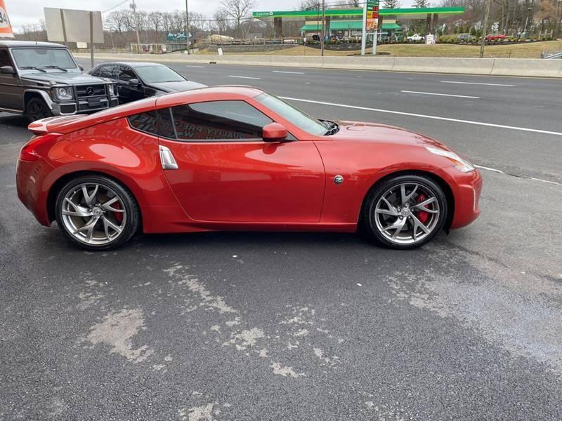 Nissan 370Z 2014 price $15,995