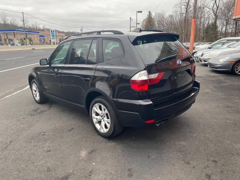 BMW X3 2009 price $7,995