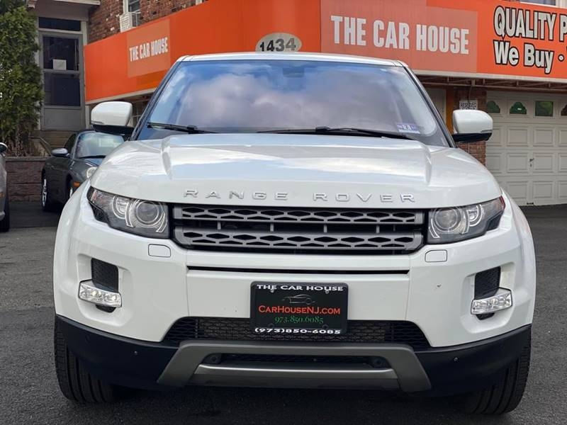 Land Rover Range Rover Evoque 2012 price $17,995