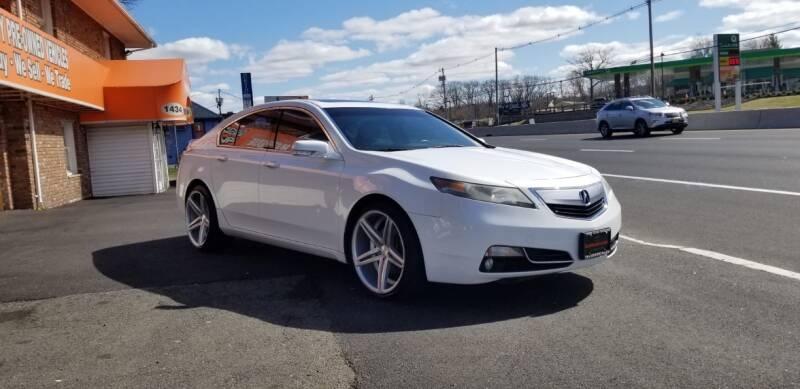 Acura TL 2012 price $12,995