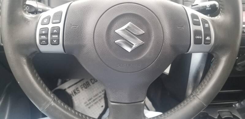 Suzuki SX4 2012 price $2,500