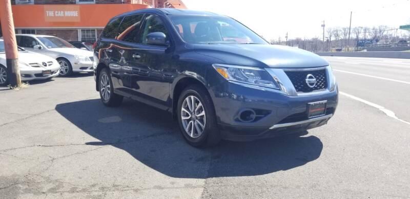 Nissan Pathfinder 2014 price $8,995