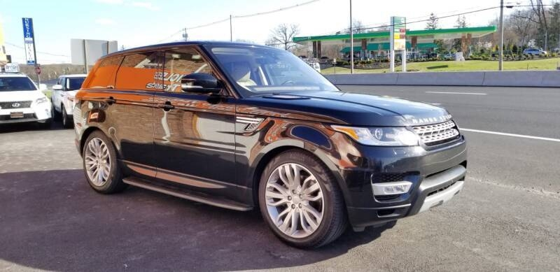 Land Rover Range Rover Sport 2017 price $32,995