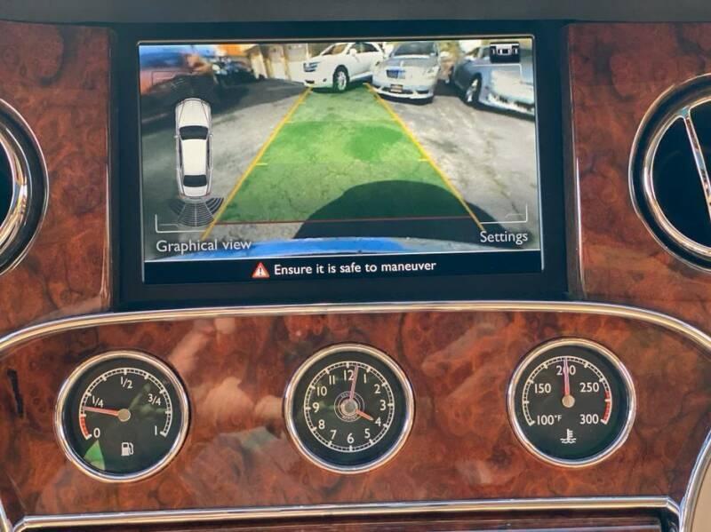 Bentley Mulsanne 2016 price $94,955
