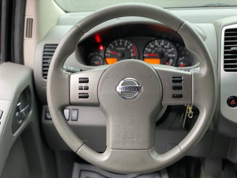 Nissan Frontier 2012 price $8,995