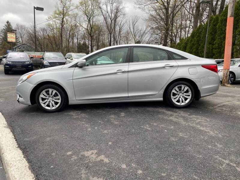 Hyundai Sonata 2012 price $4,995