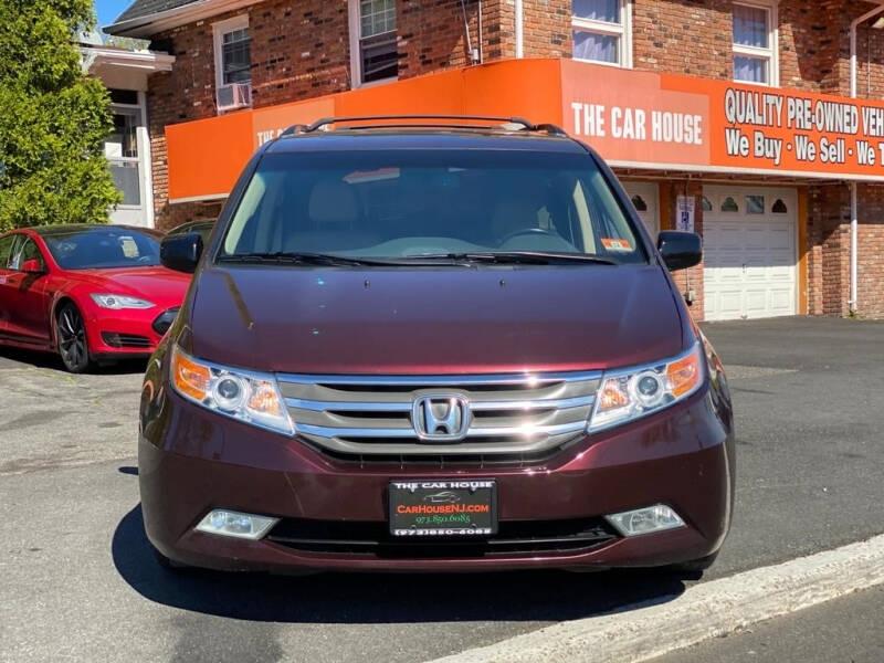 Honda Odyssey 2012 price $7,995