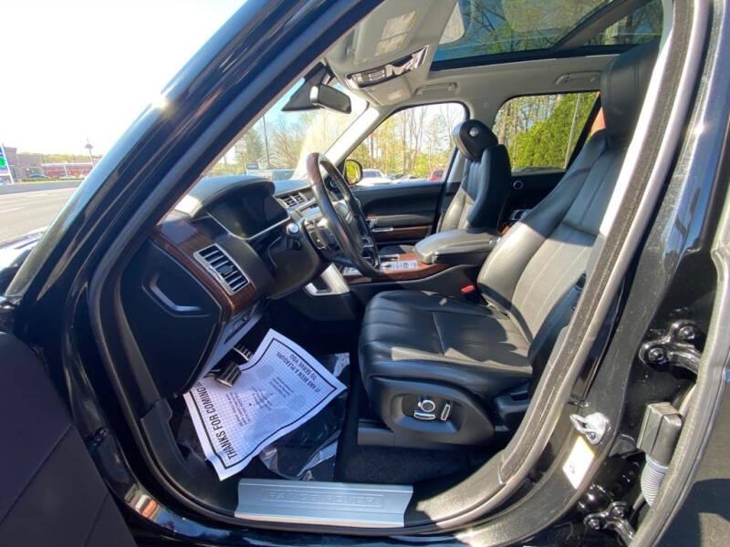 Land Rover Range Rover 2016 price $43,995