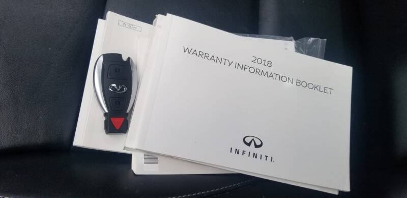 Infiniti QX30 2018 price $18,995