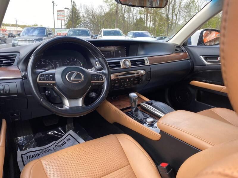 Lexus GS 350 2016 price $25,995
