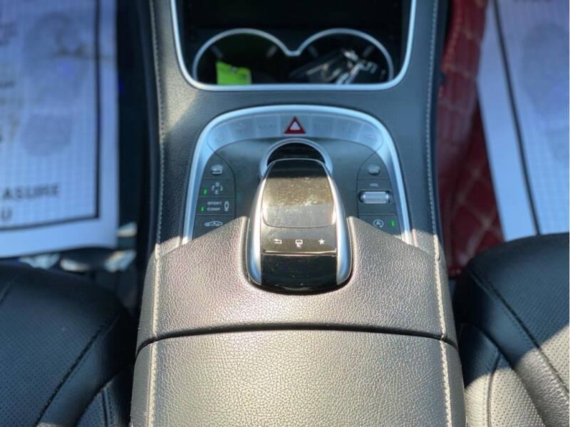 Mercedes-Benz S-Class 2015 price $31,995