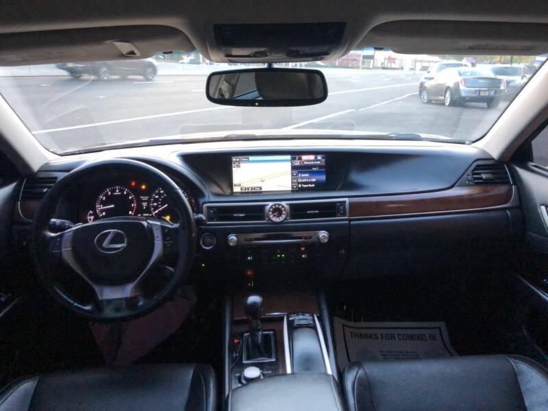 Lexus GS 350 2015 price $14,995