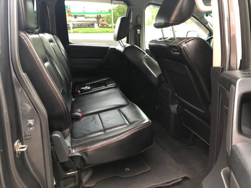 Nissan Titan 2012 price $9,995