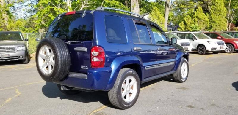 Jeep Liberty 2006 price $2,995