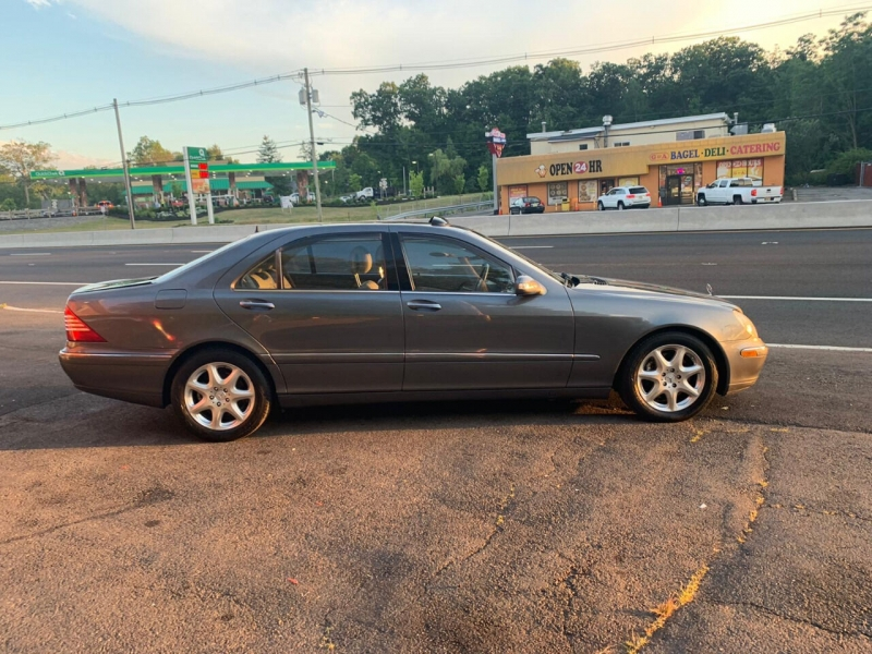 Mercedes-Benz S-Class 2005 price $4,495