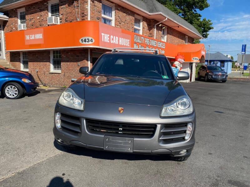 Porsche Cayenne 2008 price $8,995