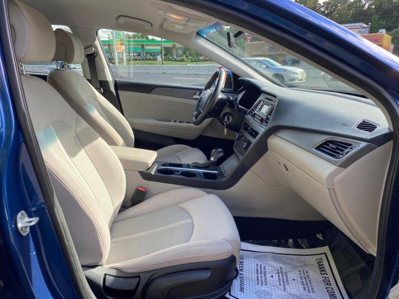 Hyundai Sonata 2017 price $10,995