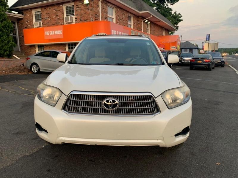 Toyota Highlander Hybrid 2008 price $9,995