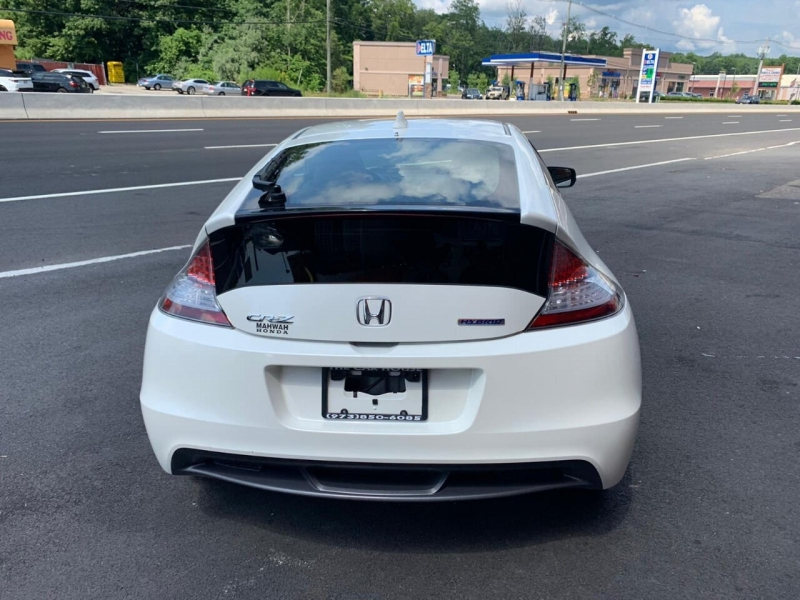 Honda CR-Z 2012 price $6,995
