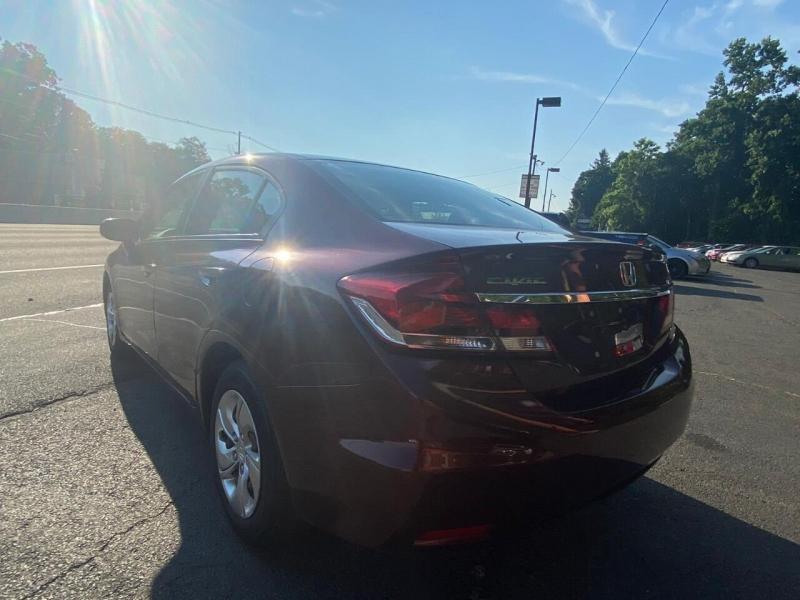 Honda Civic 2015 price $12,995
