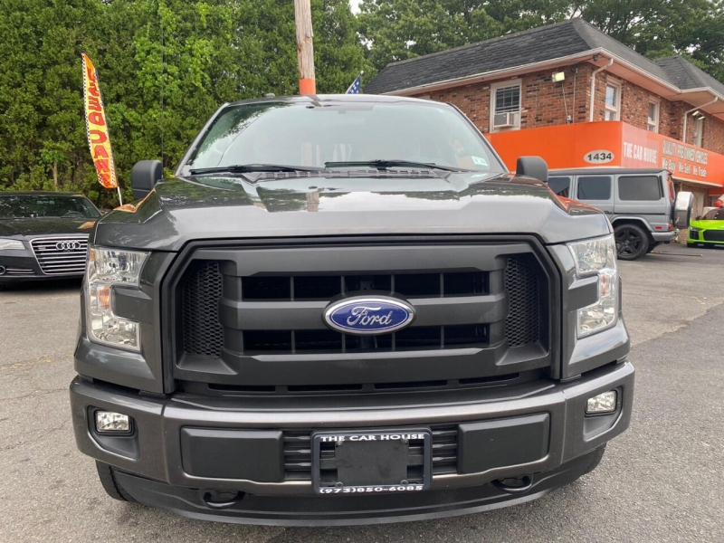 Ford F-150 2016 price $17,995