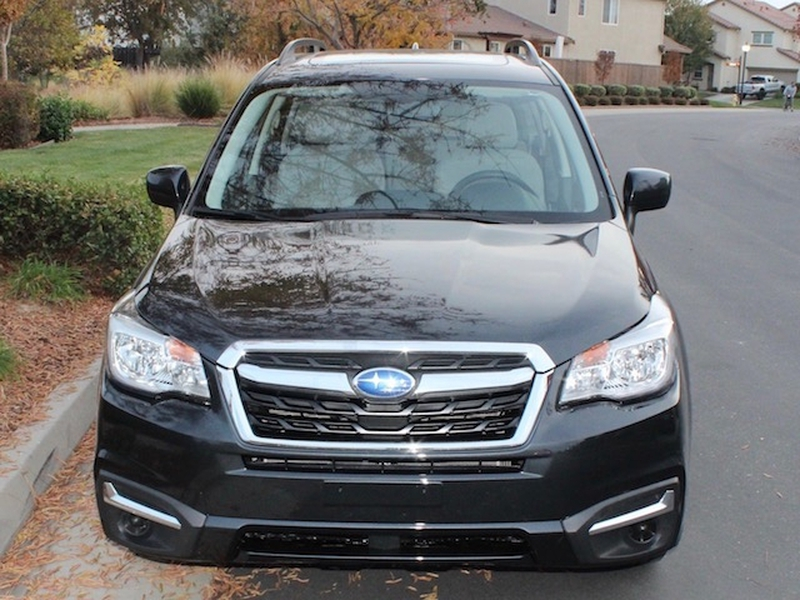Subaru Forester 2017 price $13,000