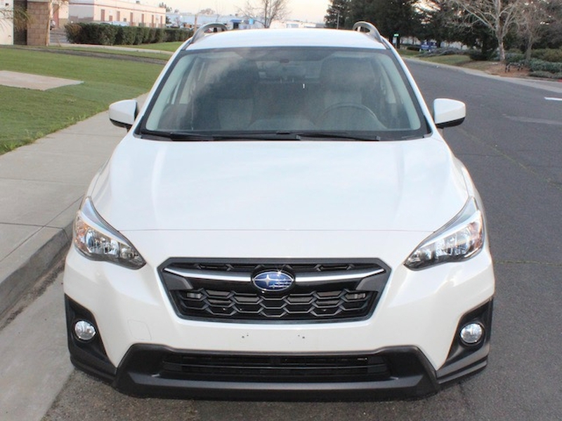 Subaru Crosstrek 2018 price $15,950