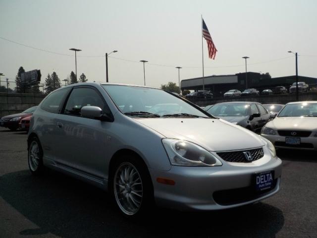 2004 Honda Civic Si Manual One Owner 82k Miles Delta Auto Sales