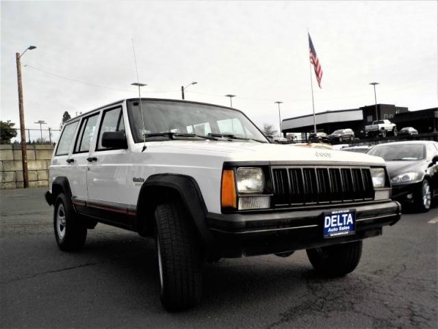 1996 Jeep Cherokee