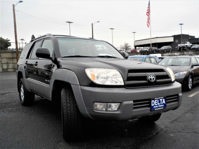Toyota Runner SR Limited WD Extra Set Of Snow Tires - 2003 4runner