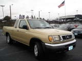Nissan Frontier 2WD 1998