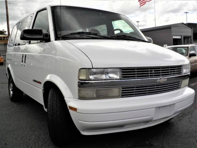 2002 Chevrolet Astro Passenger