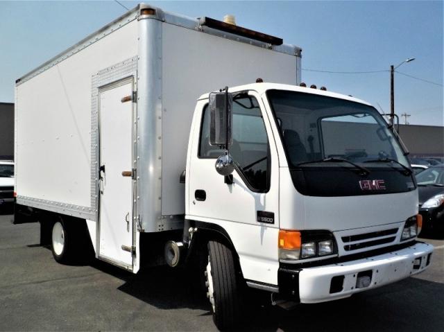 2003 GMC 5500 W55042